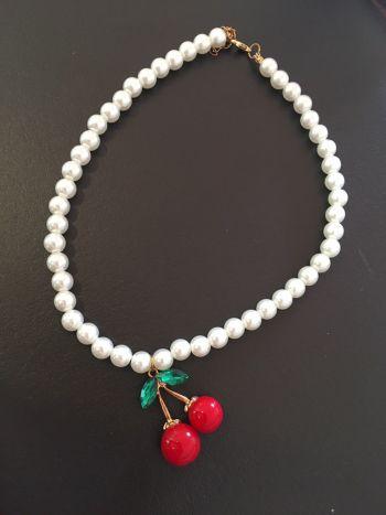 Foto Carousel Producto: Collar de cereza GoTrendier