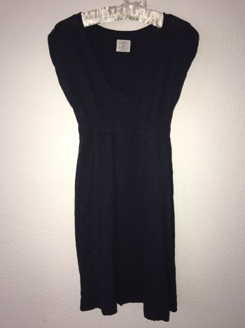 Foto Carousel Producto: Vestido ligero azul marino GoTrendier