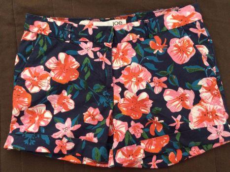 Foto Carousel Producto: Shorts casuales estampado floral GoTrendier