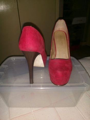 Foto Carousel Producto: Zapatillas de ante  GoTrendier