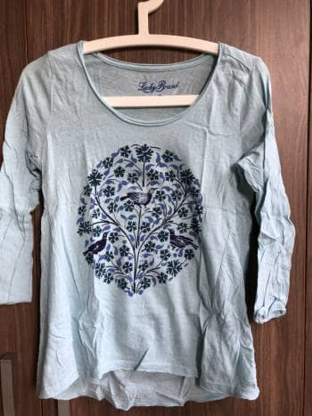 Foto Carousel Producto: Camiseta Lucky Brand GoTrendier