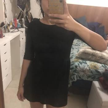 Foto Carousel Producto: Vestido mini de encaje GoTrendier