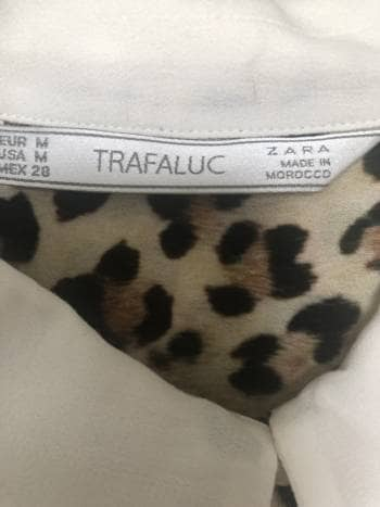 Foto Carousel Producto: Camisa animal print GoTrendier