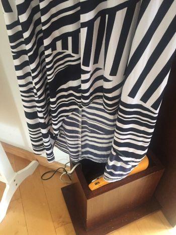 Foto Carousel Producto: Vestido rayado casual GoTrendier