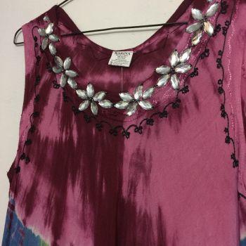 Foto Carousel Producto: ✨Nuevo vestido  Tie dye con piedras✨ GoTrendier