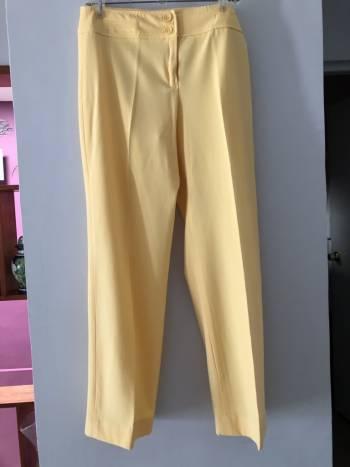 Foto Carousel Producto: Pantalon amarillo GoTrendier