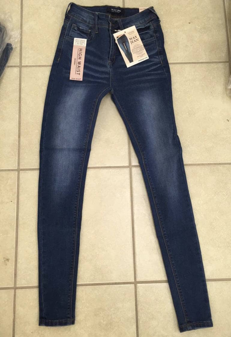 Pantalon A La Medida De Wax Jeans De Segunda Mano Gotrendier