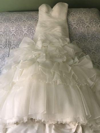 Foto Carousel Producto: Vestido de Novia diseño exclusivo GoTrendier