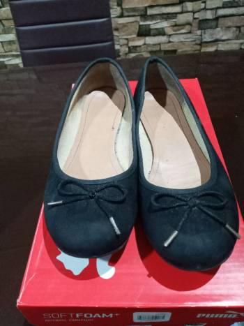 Foto Carousel Producto: Flats Negros  GoTrendier