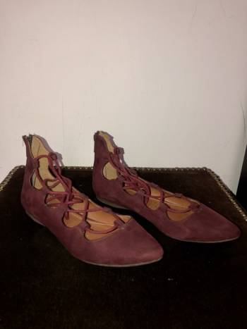 Foto Carousel Producto: Zapatos con tira  GoTrendier