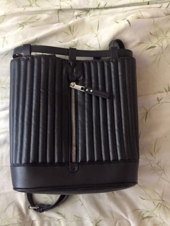 Foto Carousel Producto: Bolsa mochila Zara GoTrendier