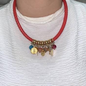 Foto Carousel Producto: Collar de fantasia  GoTrendier