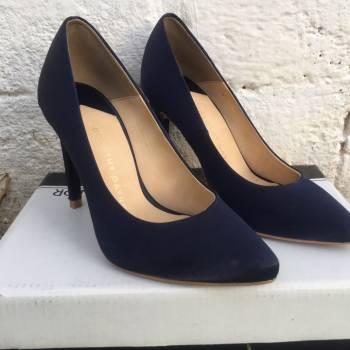 Foto Carousel Producto: Zapatillas azul marino  GoTrendier