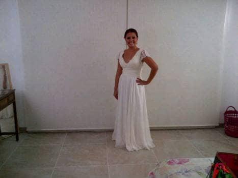 Foto Carousel Producto: Vestido de novia GoTrendier