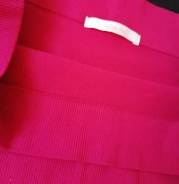 Foto Carousel Producto: Body de licra color bugambilia GoTrendier