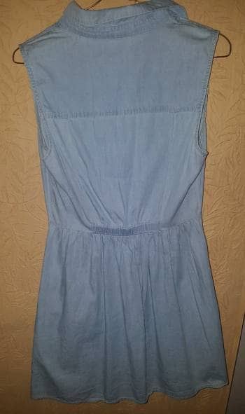 Foto Carousel Producto: Vestido mezclilla GoTrendier