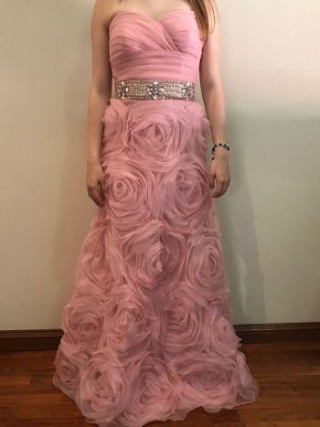 Foto Carousel Producto: Vestido de Fiesta ( ROSA CLARA ) GoTrendier