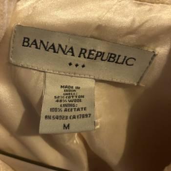 Foto Carousel Producto: OFERTA!!! Abrigo Banana Republic  GoTrendier