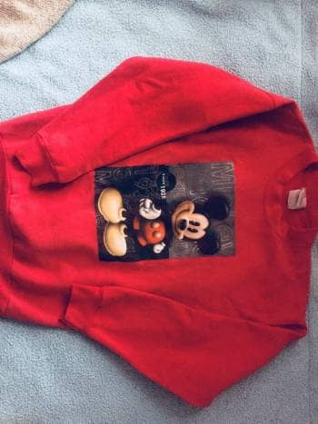 Foto Carousel Producto: Suéter Mickey Mouse GoTrendier