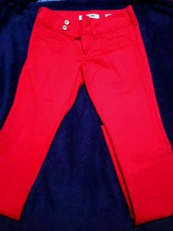 Foto Carousel Producto: Pantalón leggins color rojo GoTrendier