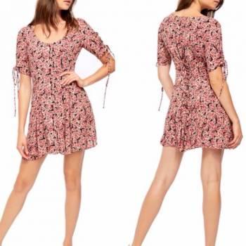 Foto Carousel Producto: Vestido Floral Free People GoTrendier