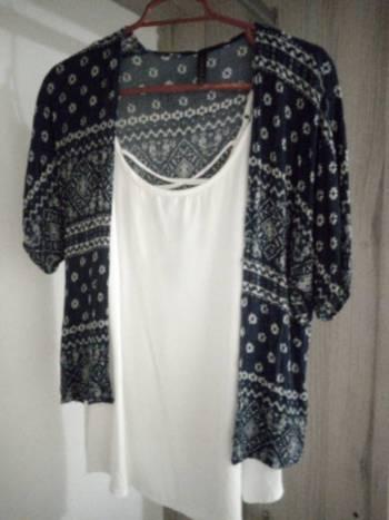 Foto Carousel Producto: 3x1 Kimono corto boho GoTrendier