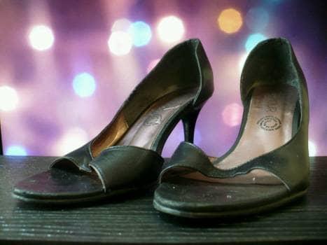 Foto Carousel Producto: Zapatos de tacón, en excelente estado y cómodos  GoTrendier