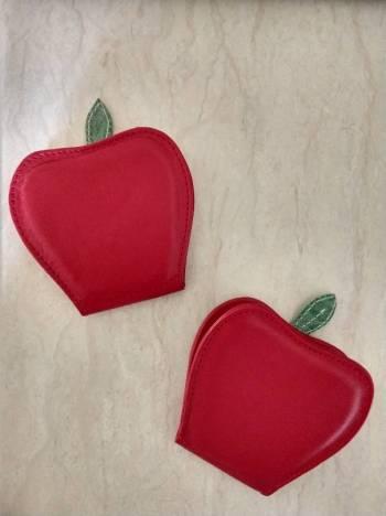 Foto Carousel Producto: Manzana de piel en forma de cartera GoTrendier