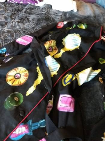 Foto Carousel Producto: Vestido negro girl GoTrendier