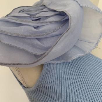 Foto Carousel Producto: Blusa flor azul S  GoTrendier