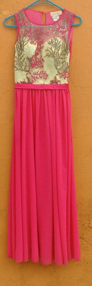 Foto Carousel Producto: Vestido de noche, color rosa  GoTrendier