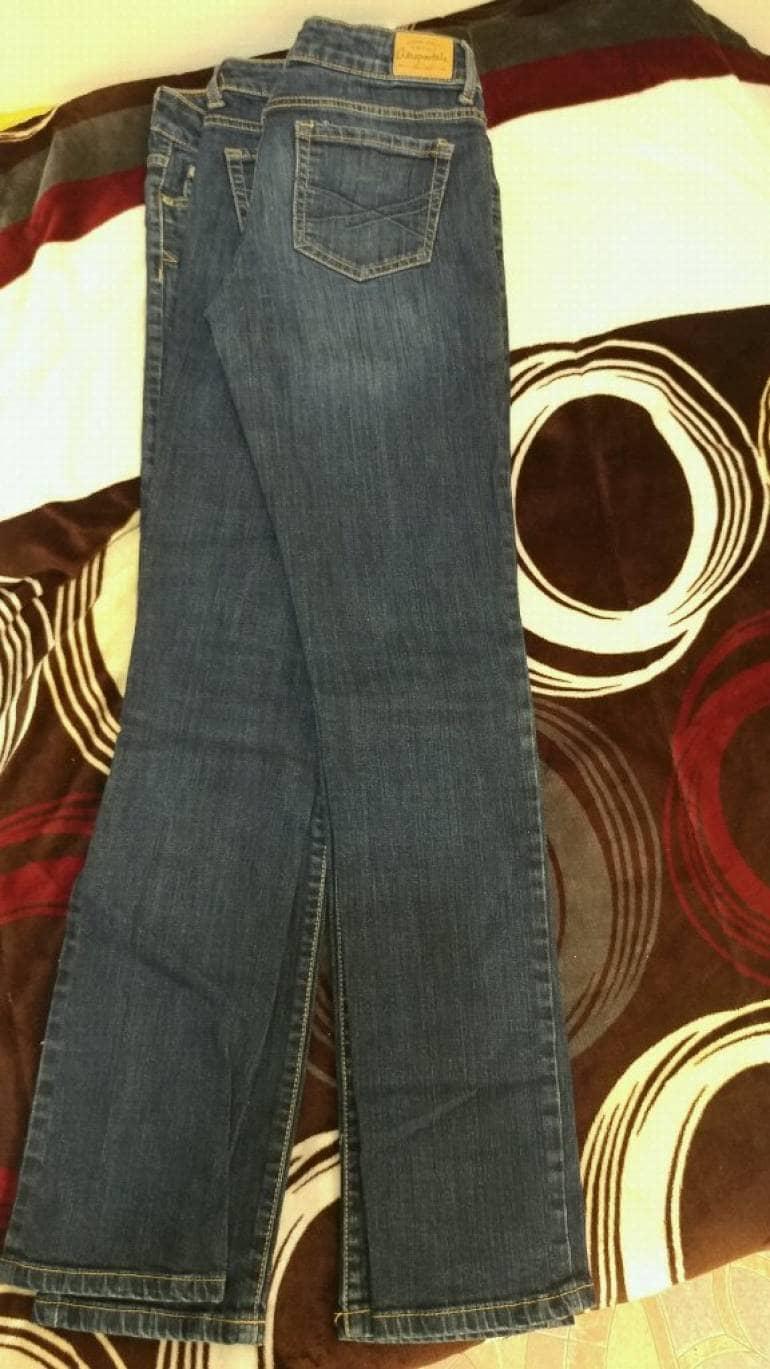 Hermosos Pantalones Aeropostal Skinny Talla 4 De Aeropostale De Segunda Mano Gotrendier