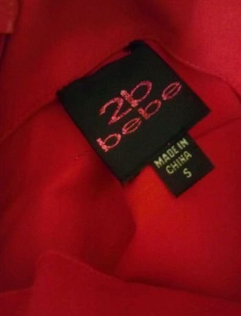 Foto Carousel Producto: Vestido rojo 2b bebe  GoTrendier