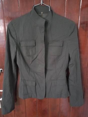 Foto Carousel Producto: Saco de lana virgen tahari GoTrendier