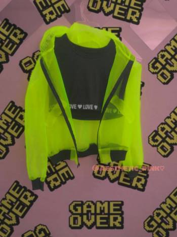 Foto Carousel Producto: Chaqueta neon GoTrendier