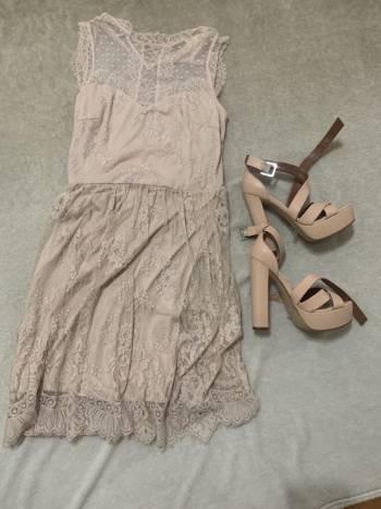 Foto Carousel Producto: Vestido rosa palo forever 21  GoTrendier