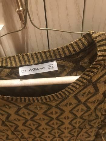 Foto Carousel Producto: Sueter vestido zara GoTrendier