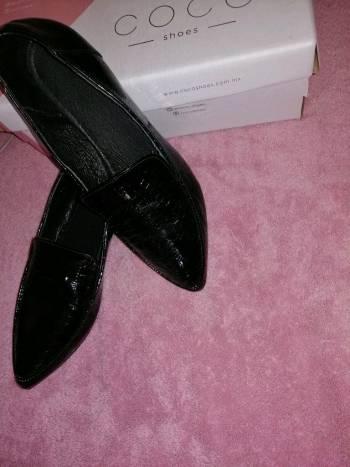 Foto Carousel Producto: Flats color negro  GoTrendier