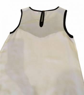 Foto Carousel Producto: Blusa sin mangas blancas GoTrendier