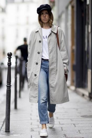 Foto Carousel Producto: Trench coat GoTrendier