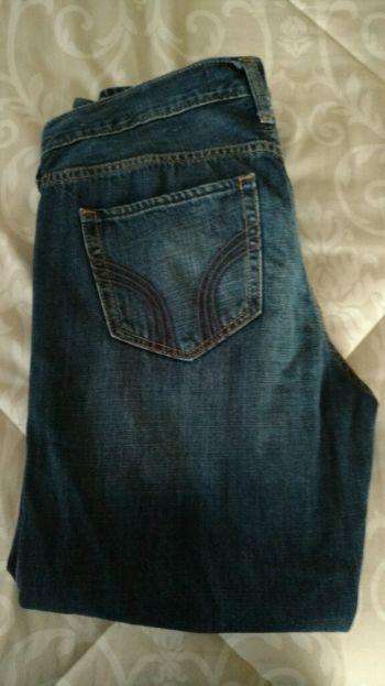 Foto Carousel Producto: Jeans boyfriend Hollister GoTrendier