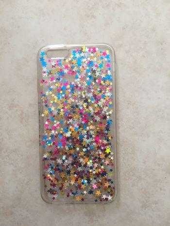 Foto Carousel Producto: Funda iPhone 6/6s etrellas multicolor GoTrendier