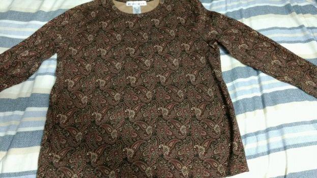 Foto Carousel Producto: Hermosa blusa estampada  GoTrendier