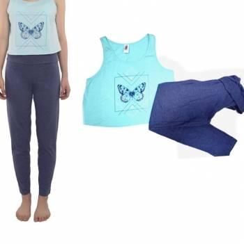 Foto Carousel Producto: Pijama Tops & bottoms XG GoTrendier