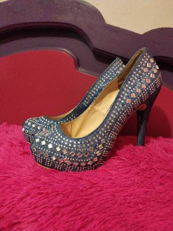 Foto Carousel Producto: Zapatos de tacon Yaeli Fashon GoTrendier