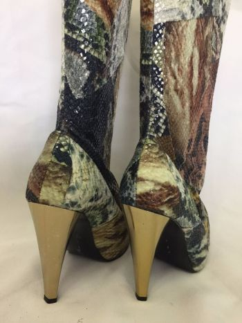 Foto Carousel Producto: Botas fashion animal print GoTrendier