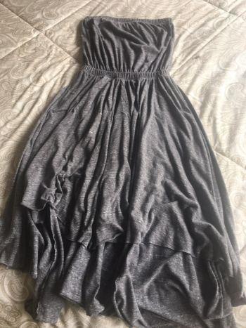 Foto Carousel Producto: Vestido de cola GoTrendier