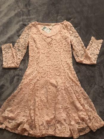 Foto Carousel Producto: Hermoso vestido rosa GoTrendier