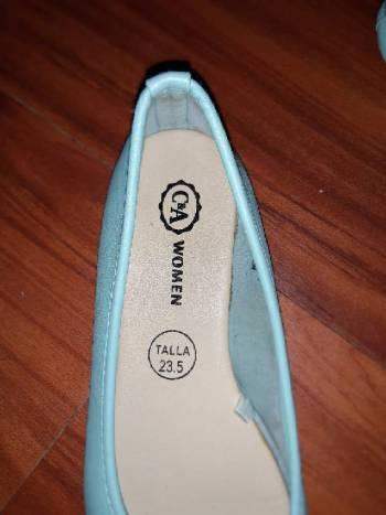 Foto Carousel Producto: Flats C&A GoTrendier