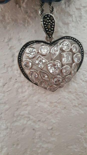 Foto Carousel Producto: Collar de corazón nuevo GoTrendier